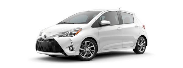 Nouveau Toyota Yaris 2020