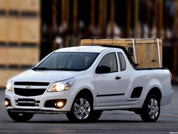 Nouveau Chevrolet Montana 2020