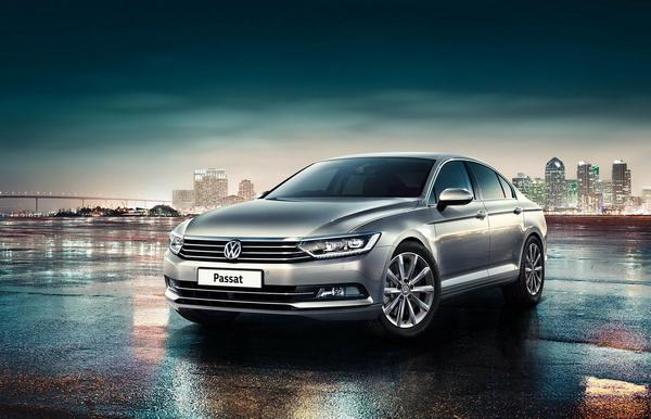Nouveau VW Passat 2020