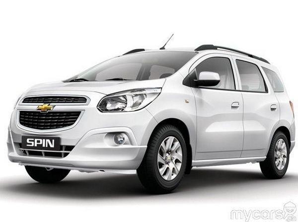 Nouveau Chevrolet SPIN 2020