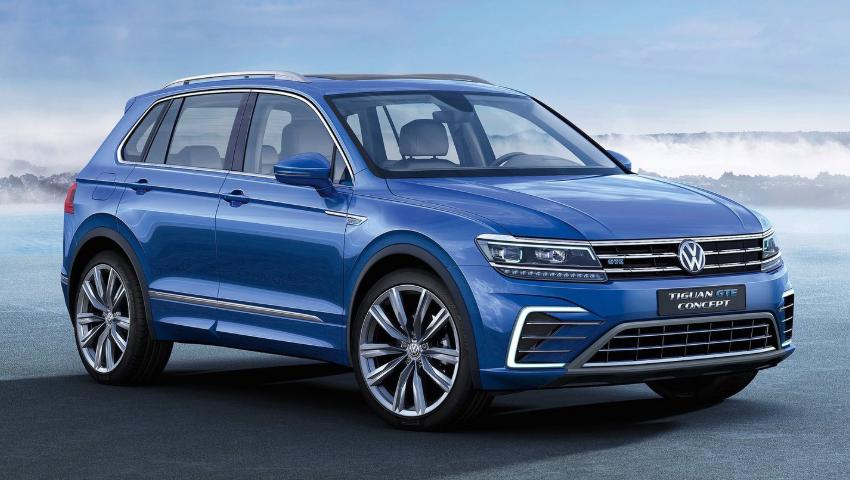 Nouveau Volkswagen Tiguan 2021