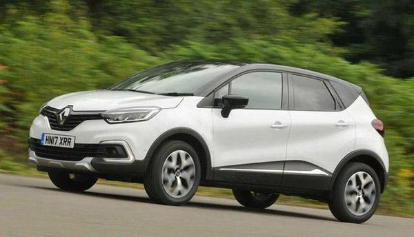 Nouveau Renault Captur 2021