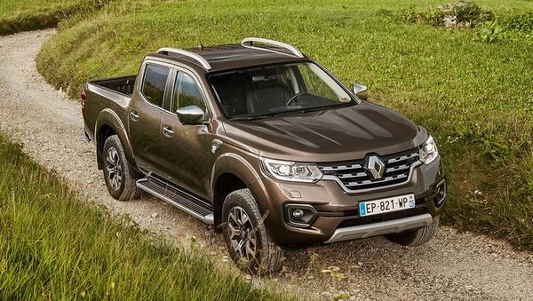 Nouveau Renault Alaskan 2021