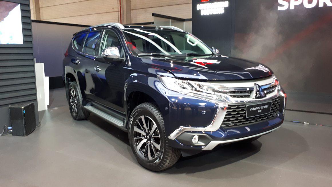Nouveau Mitsubishi Pajero 2021
