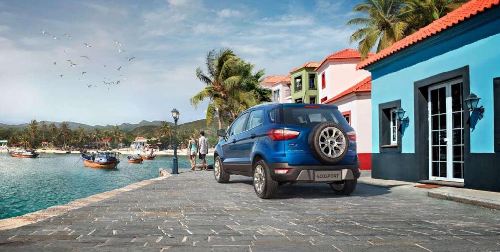 Nouveau Ford Ecosport Titanium 2021