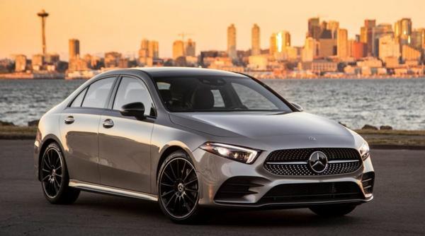 Mercedes-Benz classe A Sedan 2021