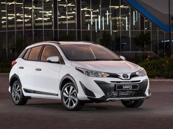 Nouveau Toyota Yaris 2021
