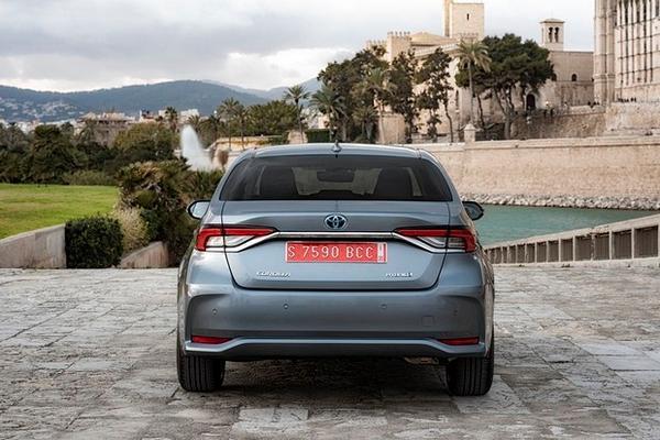 Nouveau Toyota Corolla 2021