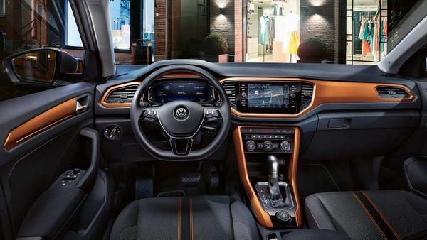 Nouveau Volkswagen T-Roc 2021