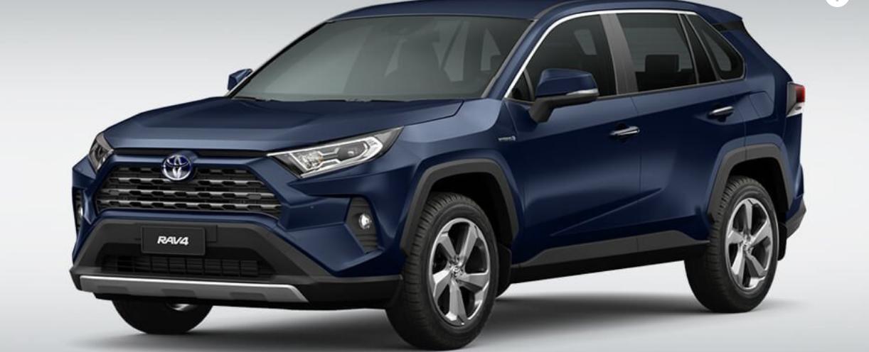 Nouveau Toyota RAV4 2021