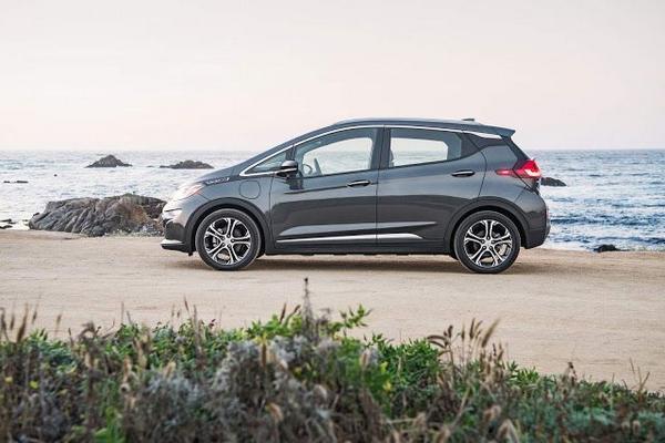Nouveau Chevrolet Bolt 2021