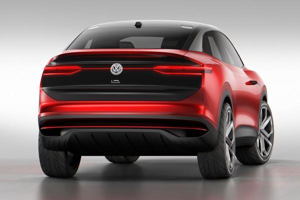 Nouveau Volkswagen ID.4 2021