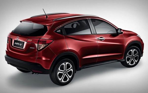 Nouveau Honda HR V 2021