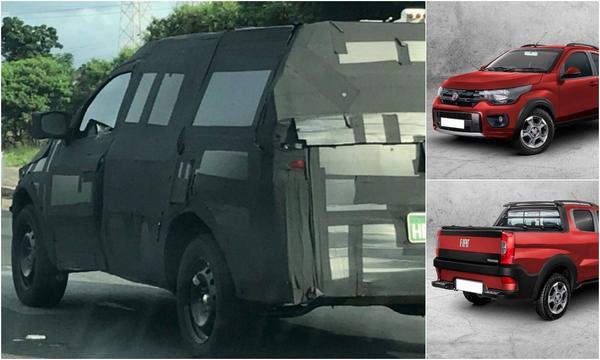 Nouveau Fiat Strada 2021