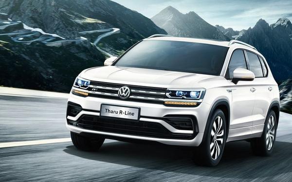 Nouveau Volkswagen Tarek 2021