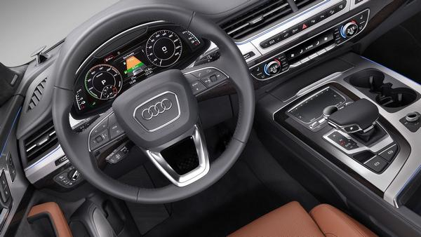 New Audi Q5 2021: photos, price, suv, versions and engine