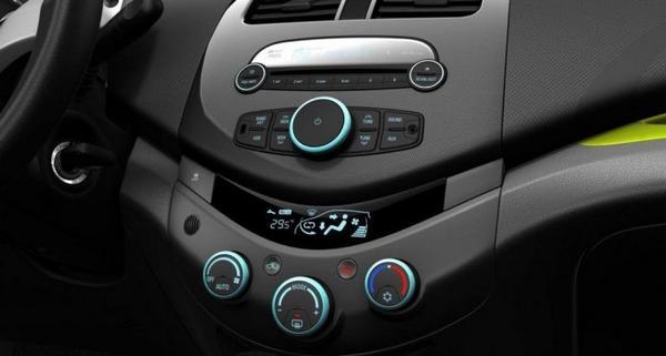 Nouveau Chevrolet Spark 2021
