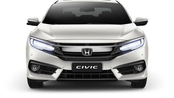 Nouveau Honda Civic 2021