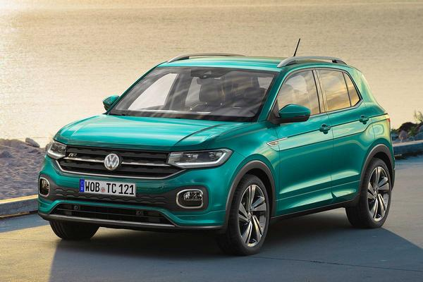 Nouveau Volkswagen T-Cross 2021