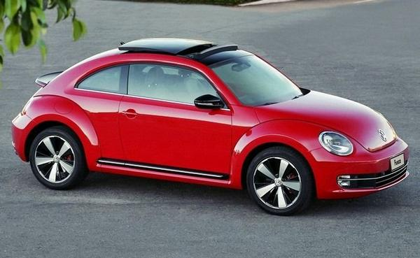 nouveau beetle 2021: prix, photos, données techniques et