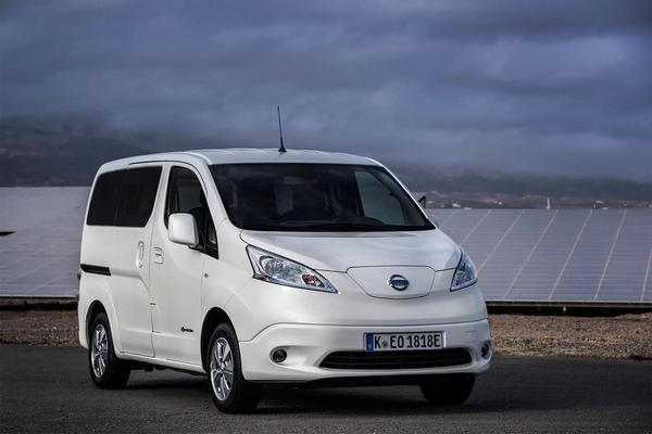 Nouveau 2021 Nissan e-NV200