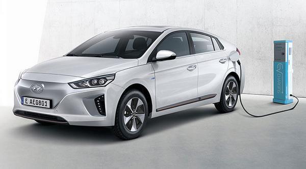 Nouvelle Hyundai Ioniq électrique 2021