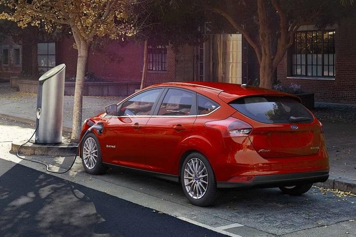 Nouvelle Ford Focus 2021 électrique