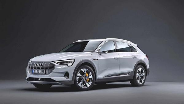Audi e-tron 50 quattro 2021