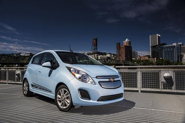 Nouvelle Chevrolet Spark EV 2021
