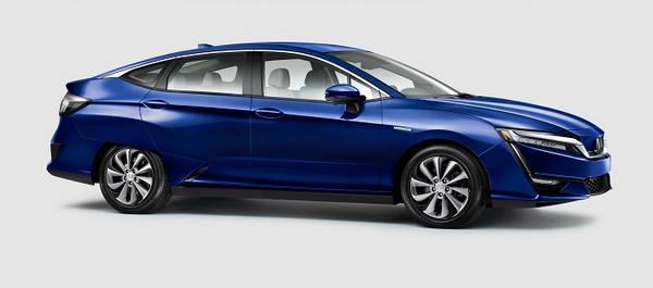 Voiture électrique Honda Clarity 2021