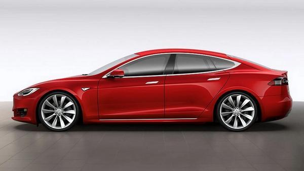 Nouveau 2021 Tesla Model S