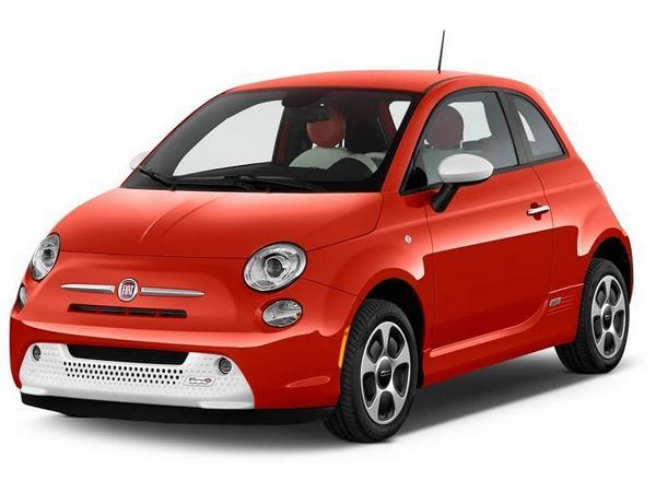 Nouvelle Fiat 500e 2021
