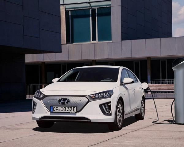 Hyundai IONIQ électrique 2021