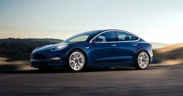 Nouveau 2021 Tesla Model 3