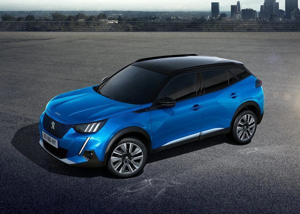 Nouveau 2021 Peugeot 2008