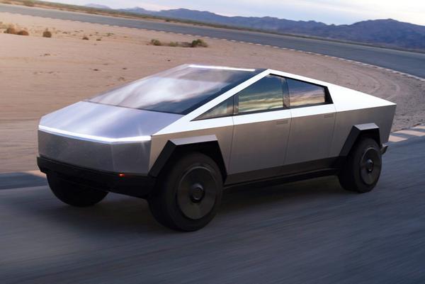 Nouveau 2021 Tesla Cybertruck