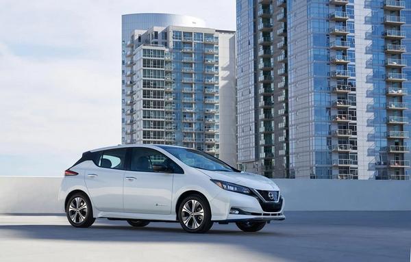Nouveau 2021 Nissan Leaf e +