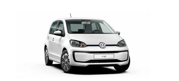 Nouveau 2021 Volkswagen e-Up
