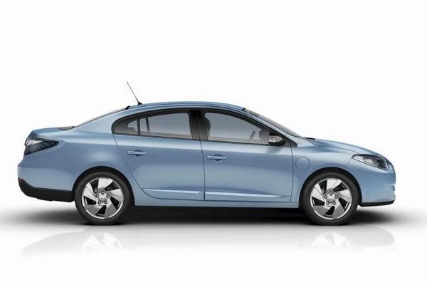 Nouveau 2021 Renault Fluence Z.E
