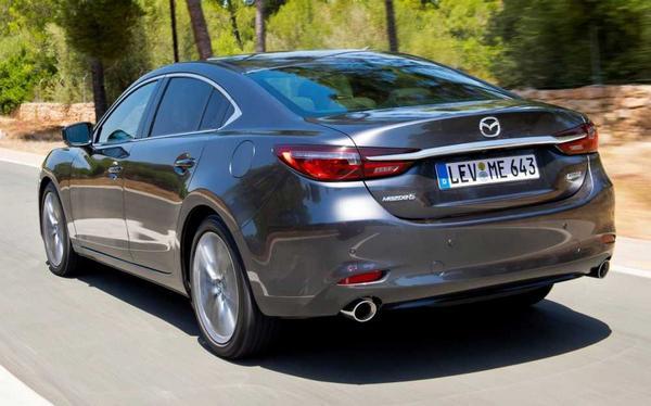 Mazda 6 Coupé Diesel 2021