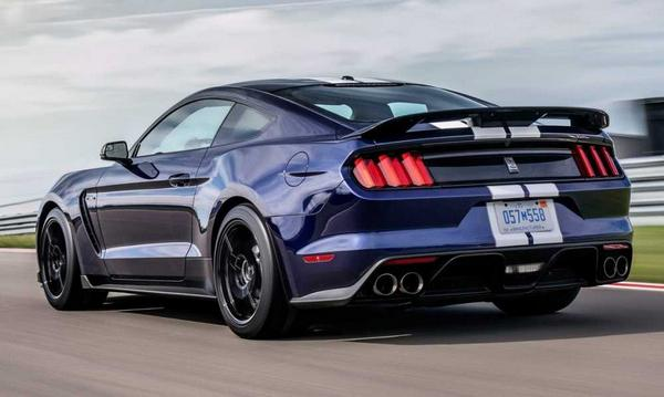 Ford Mustang Shelby GT350 2021