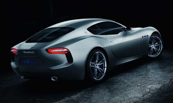 Maserati Alfieri 2021