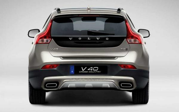 Volvo V40 Cross Country 2021