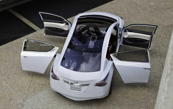 Nissan Ellure 2021