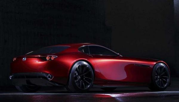 Mazda RX-7 2021