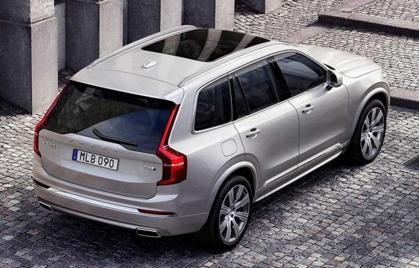 Volvo XC90 t8 Hybrid 2021