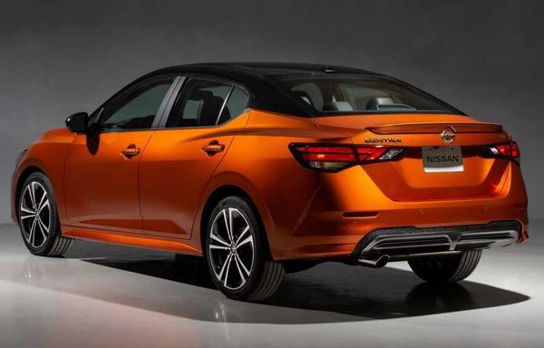 Nissan Sentra 2021