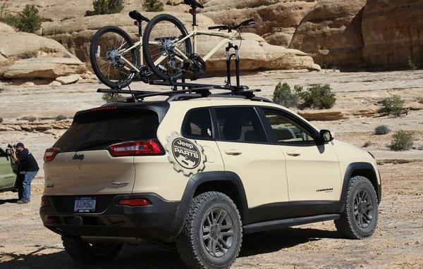 Jeep Cherokee Canyon Trail 2021