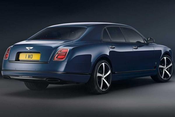 Bentley Mulsannes 2021
