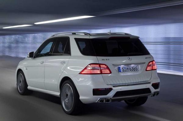 Mercedes ML 2021